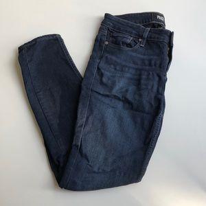 PAIGE dark blue jeans